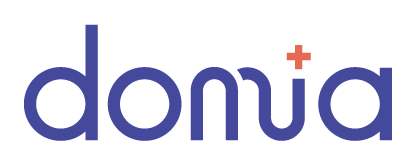 Domia logo sans baseline